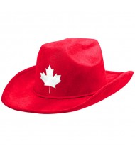"""""""Canada Day"""" Cowboy Party Hat, 5"""" ..."""