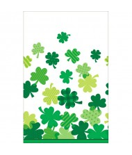 St. Patrick's Day Blooming Shamrocks Plastic ...