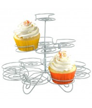 """3 Tier Wire Cupcake Stand