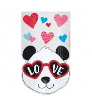 """Love Is Colorful"" Valentine's Day, Die-Cut ..."