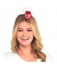"""""""Canada Day"""" Party Hat Hair Clip"""