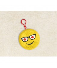 """Canada Day"" Party Emoji Keychain, 4"" ..."