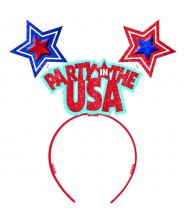 """""""Party in the USA"""" Party Head ..."""