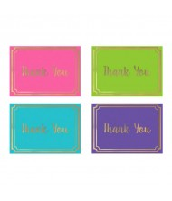 Brights Thank You Cards | Pack ...
