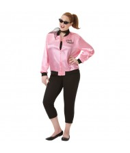 Adult Greaser Babe Costume - Plus ...