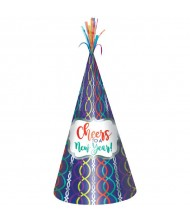"""""""Cheers To A New Year!"""" Cone ..."""