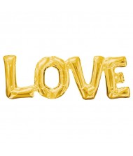 "Air-Filled Word Balloon"" Love""