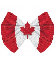 """""""Canada Day"""" Party Bow Tie, 8"""" ..."""