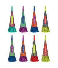 """Happy New Year!"" Multi-Pack Horns, 9"", ..."