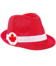 """""""Canada Day"""" Party Shimmer Hat, 4.5"""" ..."""