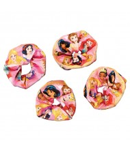 """Disney Princess"" Pink Scrunchies, 4"" D, ..."
